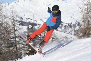 Romain Decker - Snowboard