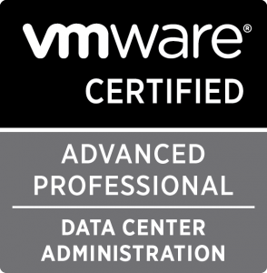 VCAP-DCA - VMware Certified Advanced Professional Data Center Administration