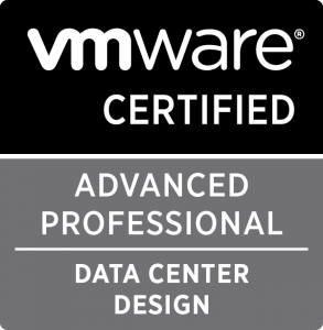 VCAP-DCD - VMware Certified Advanced Professional Data Center Design
