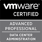 VMware Certified Advanced Professional Data Center Administration, VCAP-DCA