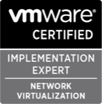 VMware Certified Implementation Expert — Network Virtualization (VCIX-NV)