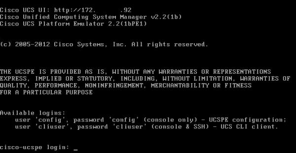 How to test Cisco UCS with UCS Platform Emulator · cloudmaniac net