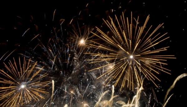 Feu d'artifice / Fireworks