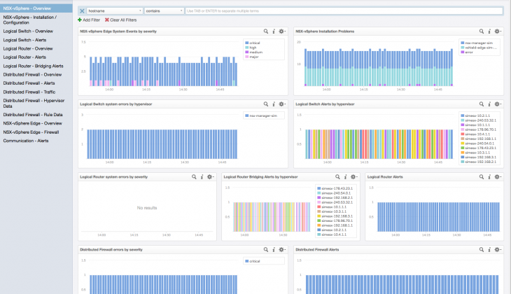 Get Log Insight for free with NSX 6.2.3+