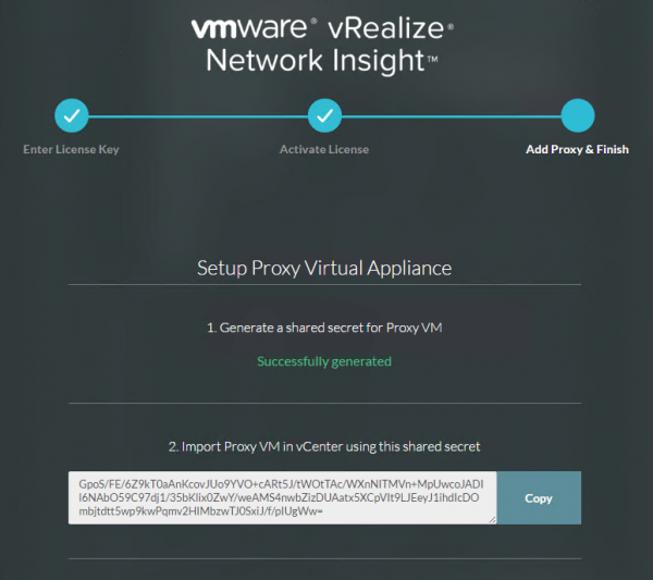vRealize Network Insight (vRNI) deployment