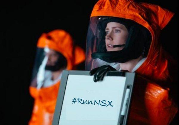 Run #NSX