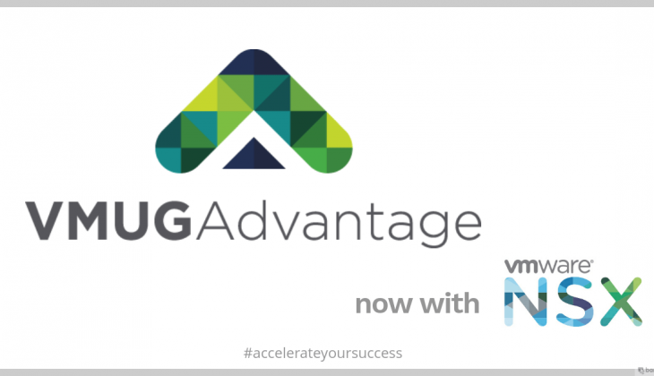 VMUG Advantage Now Includes NSX
