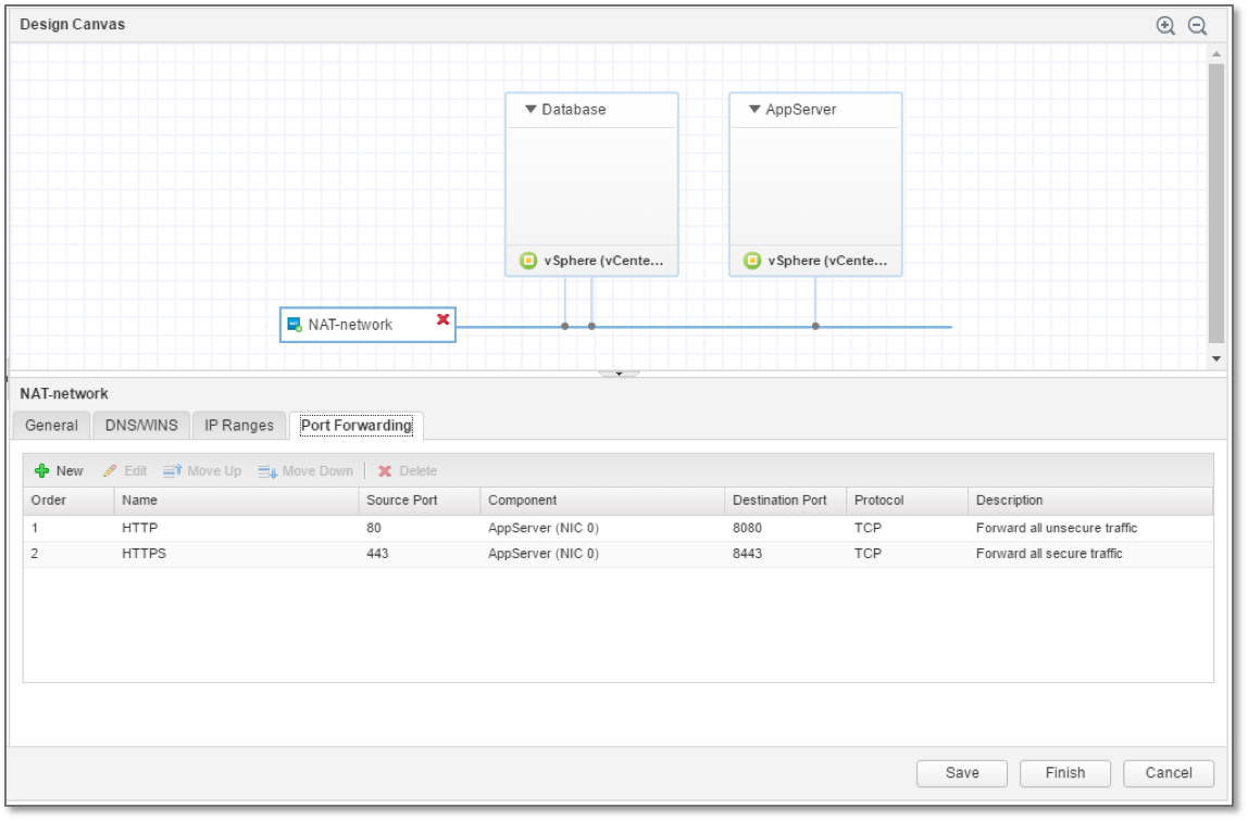 Deeper Native NSX Integration with vRealize Automation 7 3