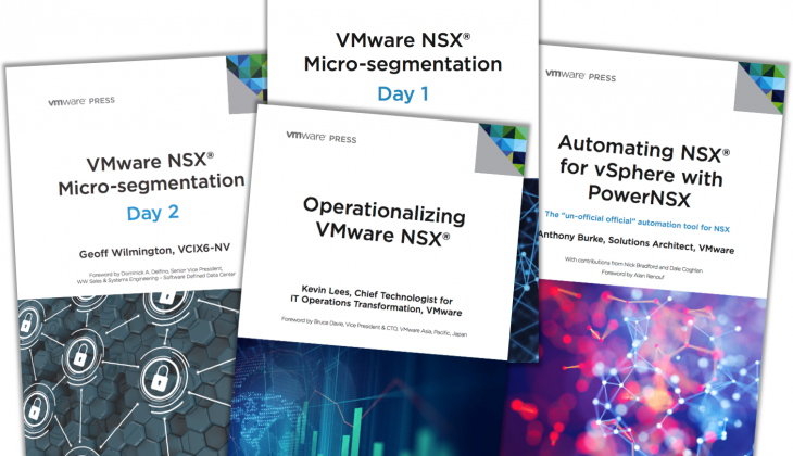 Free NSX Books: 580 pages of awesomeness