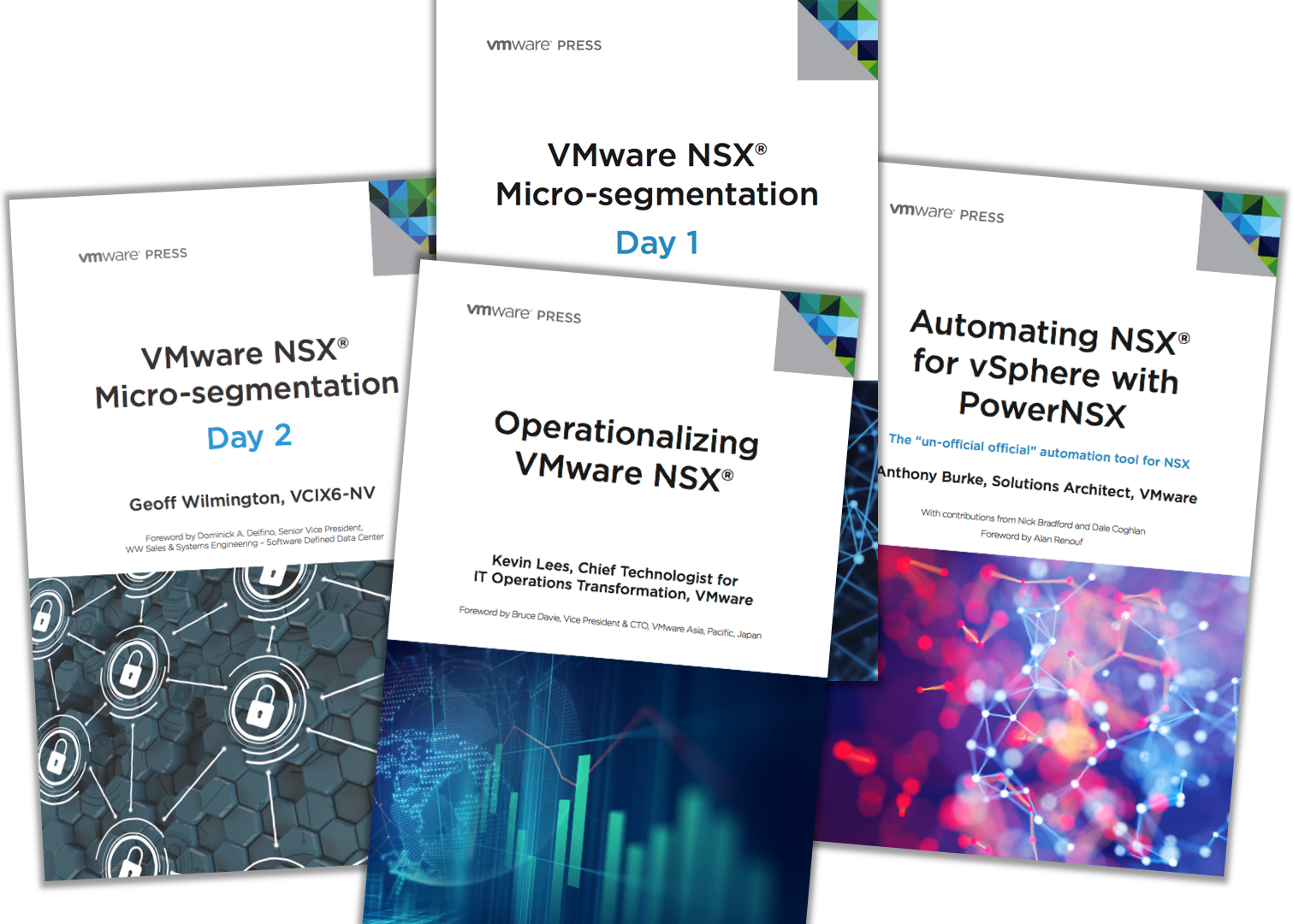 Free NSX Books: 580 pages of awesomeness · cloudmaniac net