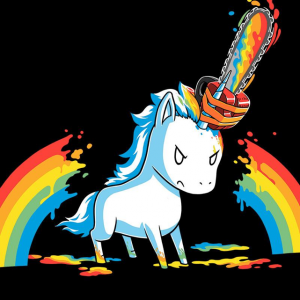 Chainsaw Unicorn