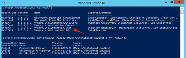 NSX-T Module in PowerCLI 6.5.3